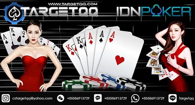 Daftar Poker IDN Deposit Pulsa