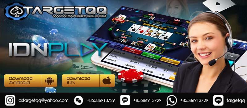 Livechat Daftar IDN Poker APK